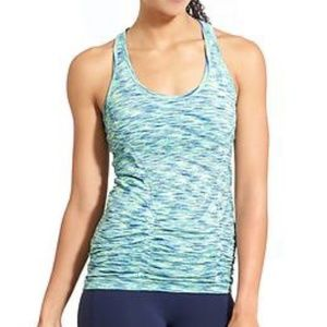 Athleta Fastest Track Space Dyed Tank Top